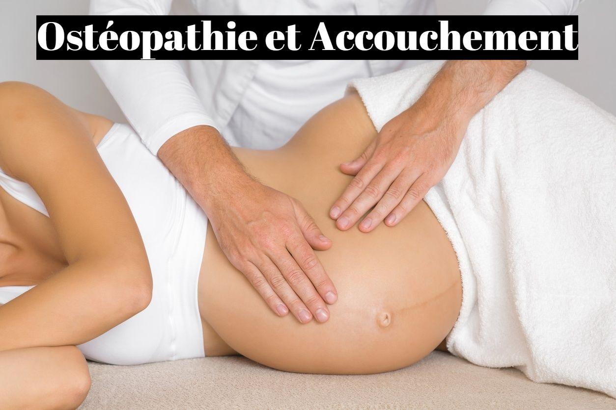 Ostéopathie et accouchement: comment un ostéopathe vous prépare?